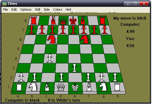 Permainan Catur & Cara Pembuatannya | oinktaste.com